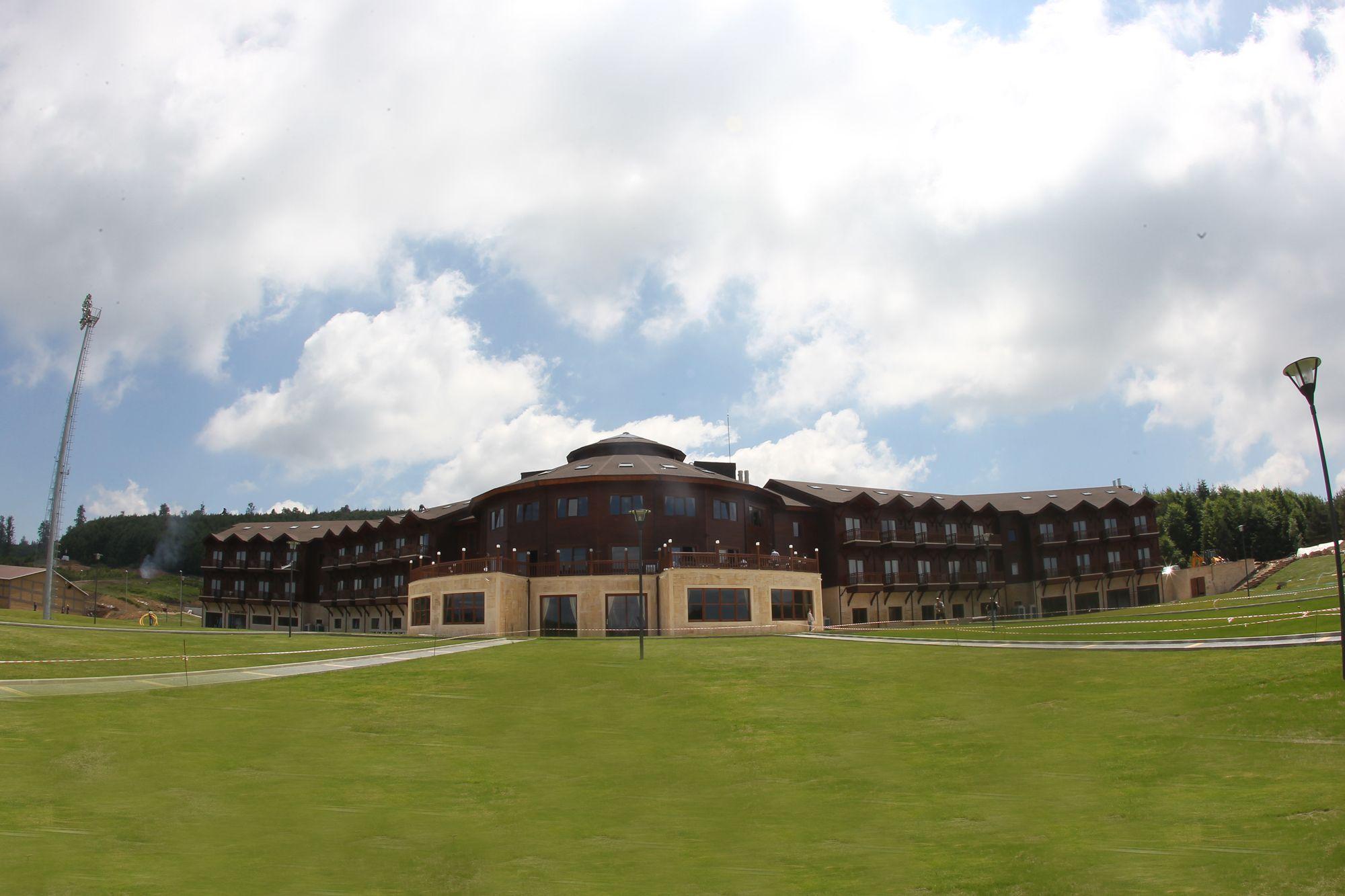 Topuk Yaylası Kamp Otel